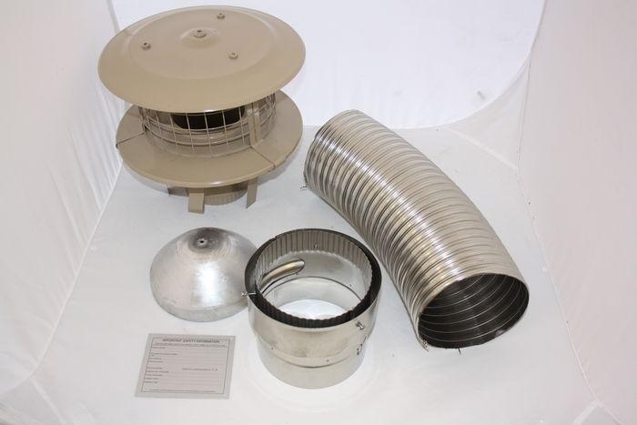 8 Metres 6inch/150mm liner Kit