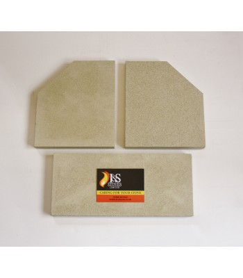 Clearview Solution 500 Fire Brick Set